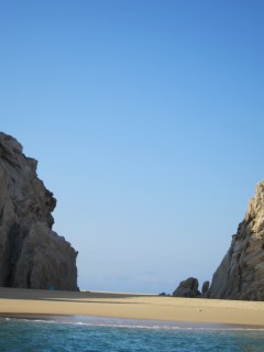 Lovers beach - Cabo San Lucas