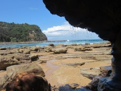 Little Beach, Bouddi National Park, NSW
