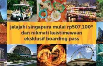 Promo boarding pass tiger air
