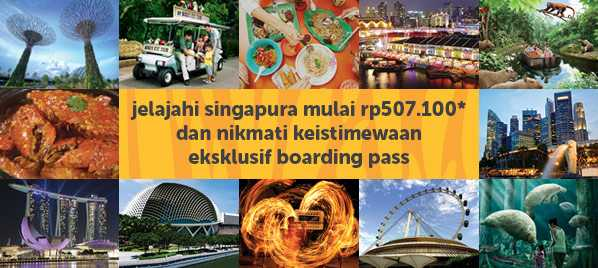 Promo boarding pass tiger air