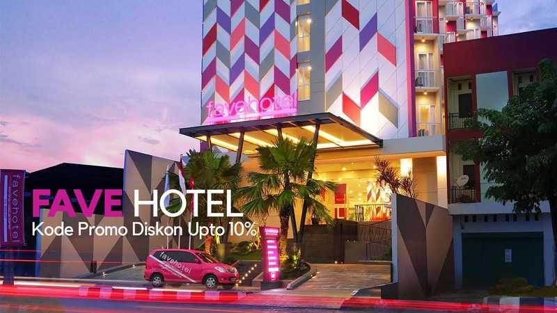 Promo Fave Hotel Online Diskon Langsung 10 Travels Promo