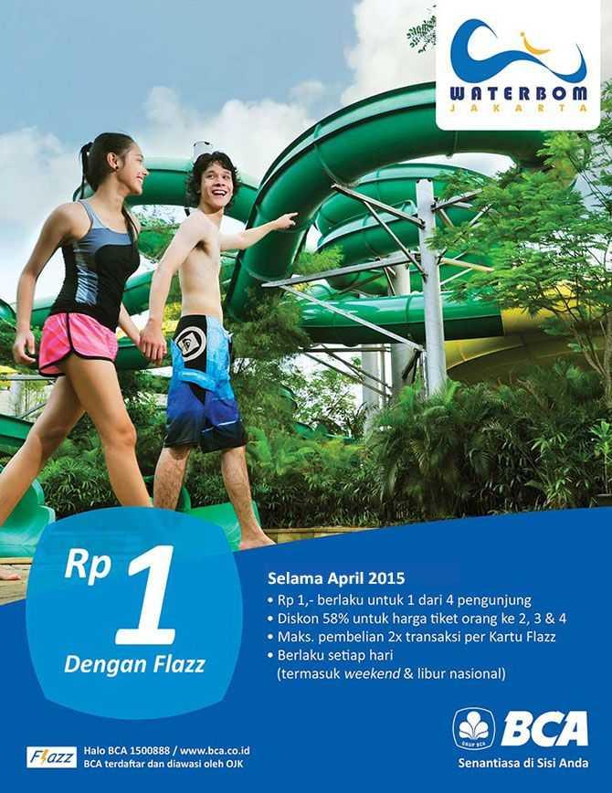 Promo Waterbom Pik : promo, waterbom, Update, Waterbom, Jakarta, Tiket, Masuk, Flazz, TravelsPromo