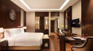 Fairmont Hotel Jakarta Kamar Tidur