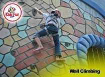 Promo KIDS FUN Yogyakarta - Panjat dinding