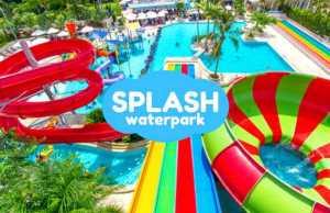 Splash Waterpark Bali Canggu
