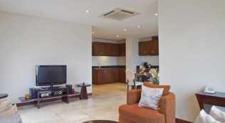 Segara Suites Living Room