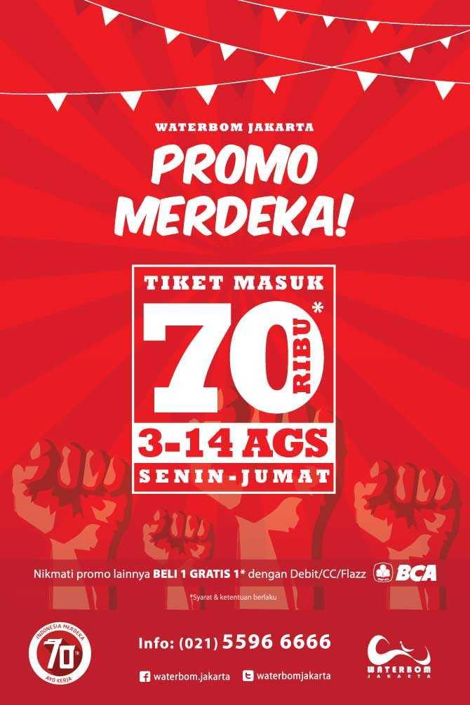 Waterbom PIK Jakarta Tiket Masuk Spesial RP 70K  Travels