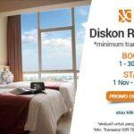 memesan penginapan dengan promo hotel kartu kredit BNI di ticktab bisa mendapatkan diskon Rp 100.000