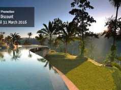Promo Padma Resort Ubud Kartu Kredit Diskon hingga 70%