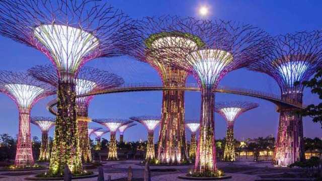 Gardens By The Bay Singapura