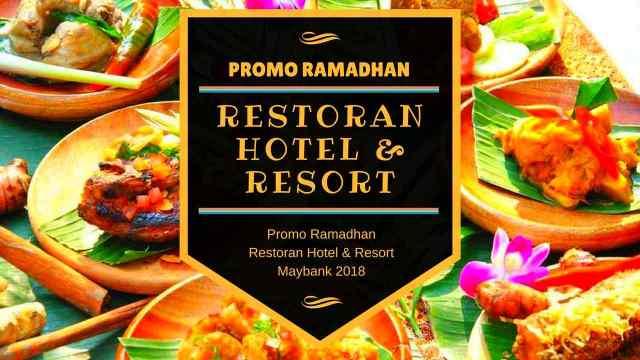Promo Restoran Hotel dan Resort