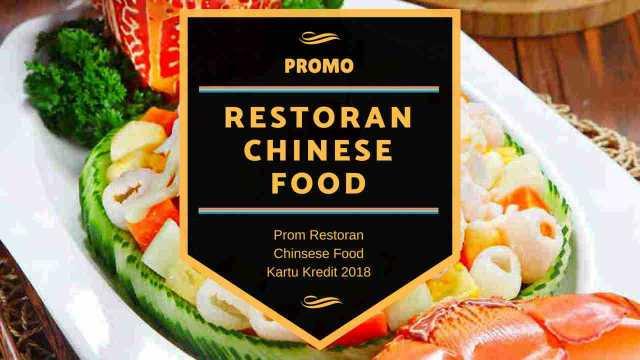 Promo Restoran Chinese Food