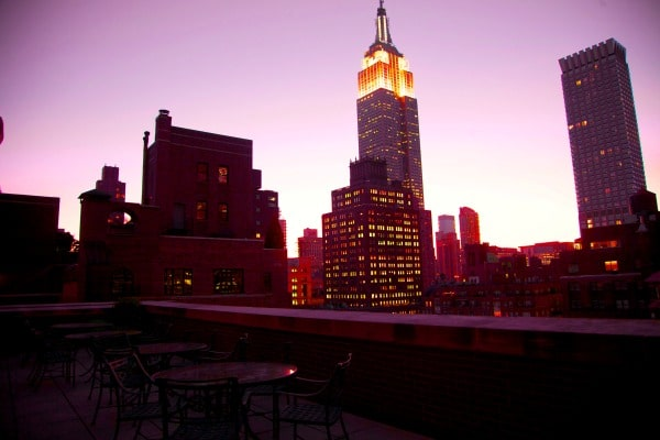 Celebrate At Best Rooftop Bars In New York Travel Squire