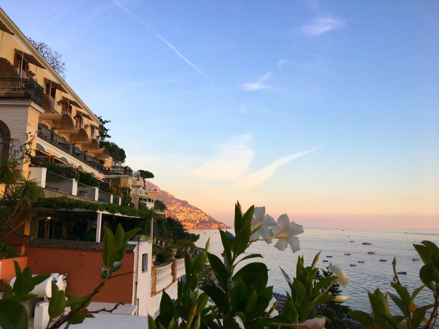 What (and Where) to Drink on the Amalfi Coast