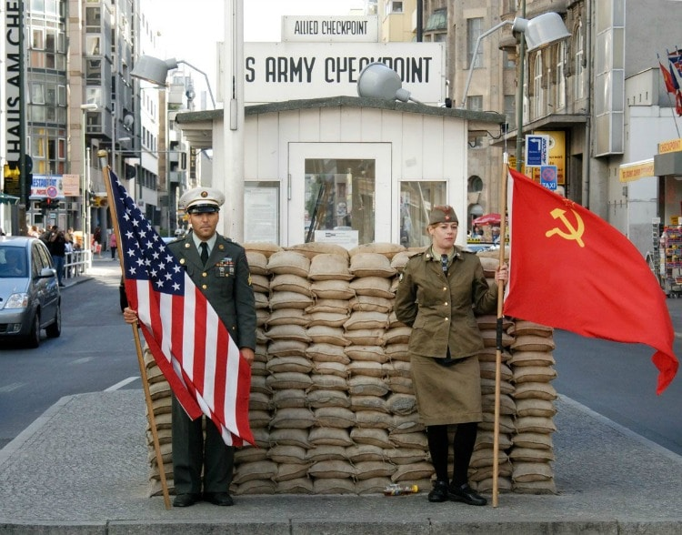 Checkpoint Charlie - Best Berlin Experiences on R. Couri Hay CReative Public Relations
