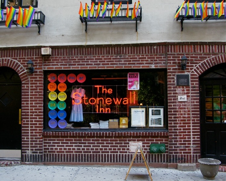 Stonewall and Worldpride will be one of the biggest gay