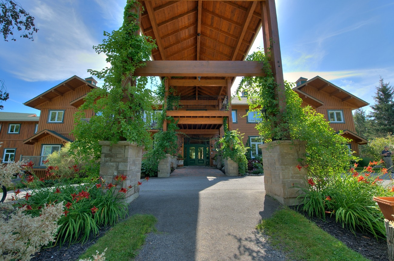 Spa Eastman in Canada's Eastern Townships
