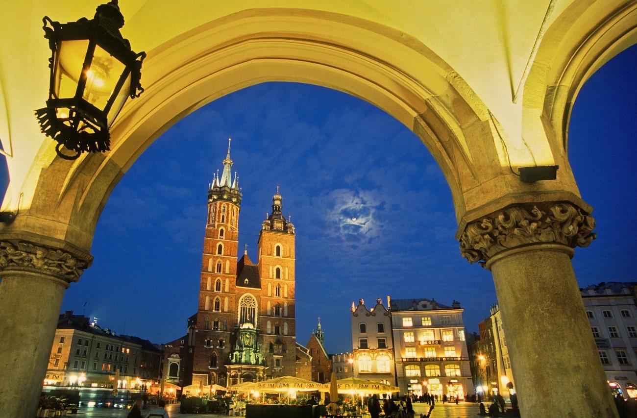 Krakow, Poland: Gastronomic Capital of Culture 2019