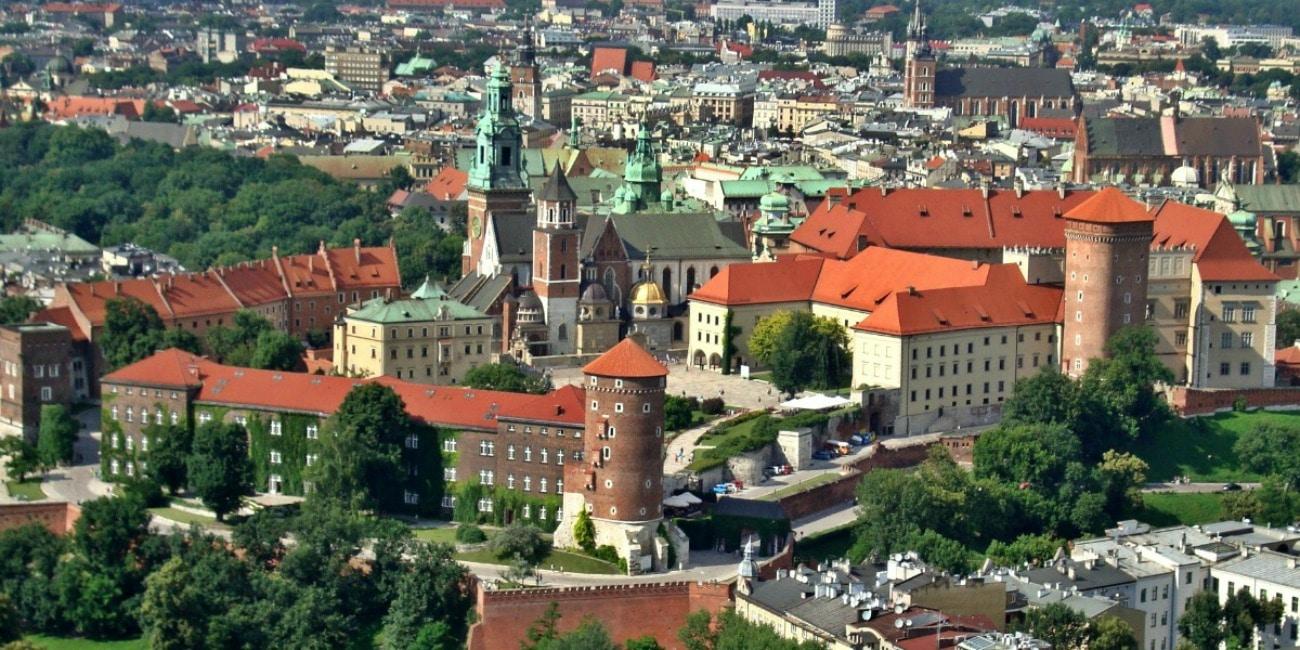 MY CITY: Krakow, Poland with Max Dudhia