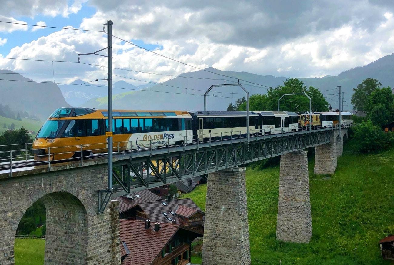 5 Epic Train Trips