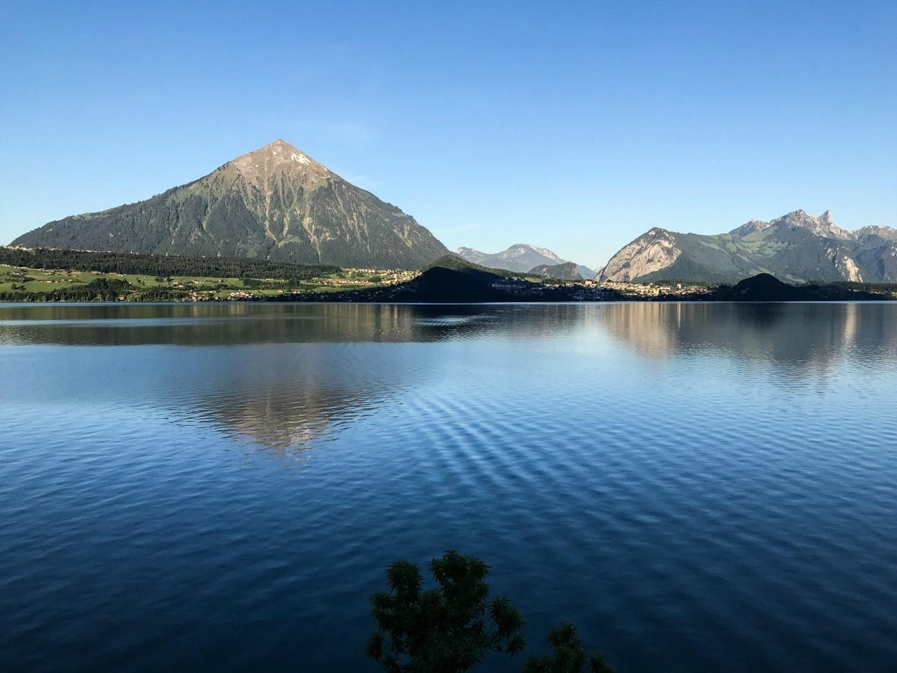 Alpine Mountains, Caves and More, Merligen, Switzerland