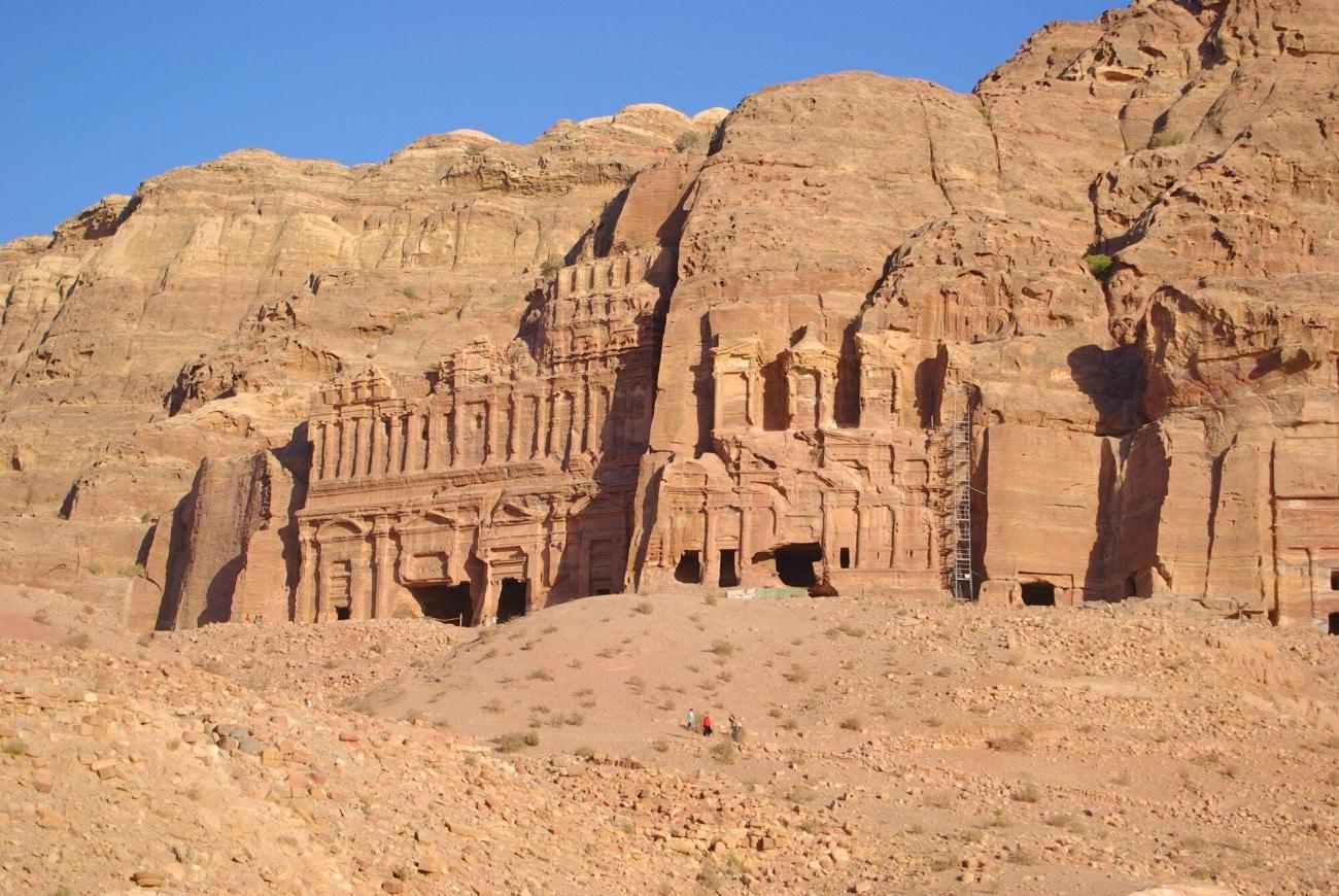 Petra, Jordan: The Eighth Wonder of the World