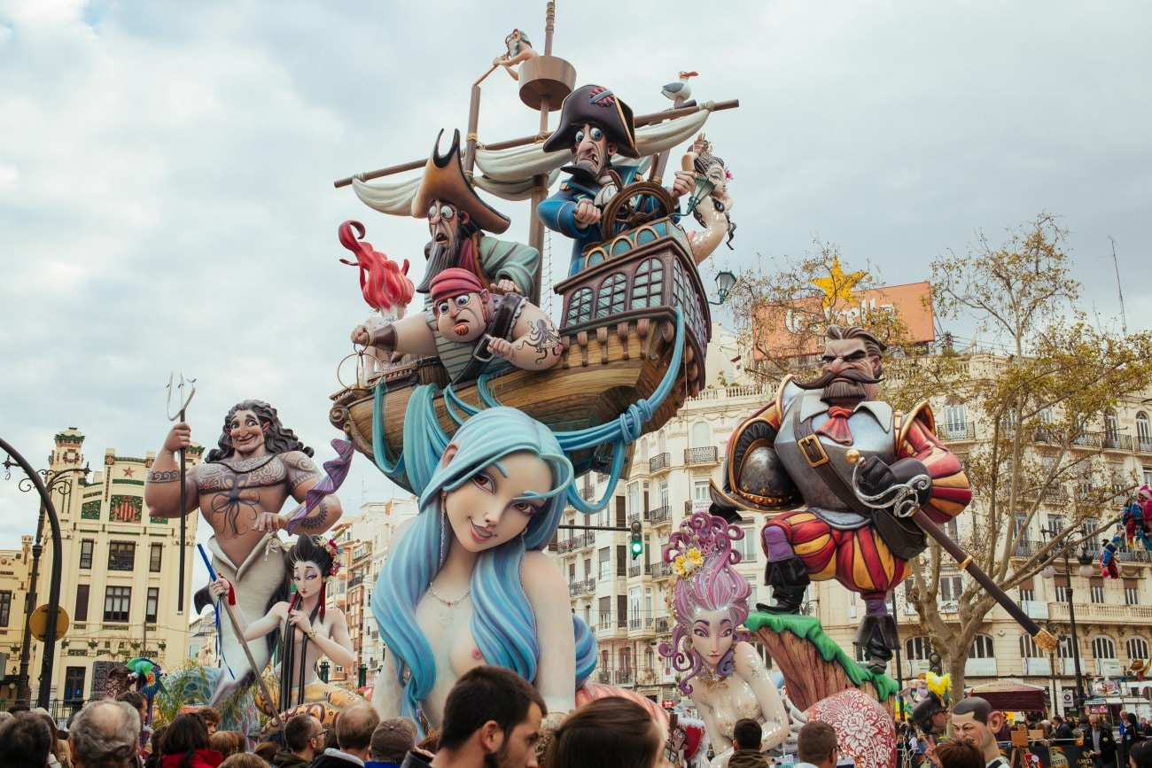 Las Fallas Festival: Culture and Pyrotechnics Converge in Valencia