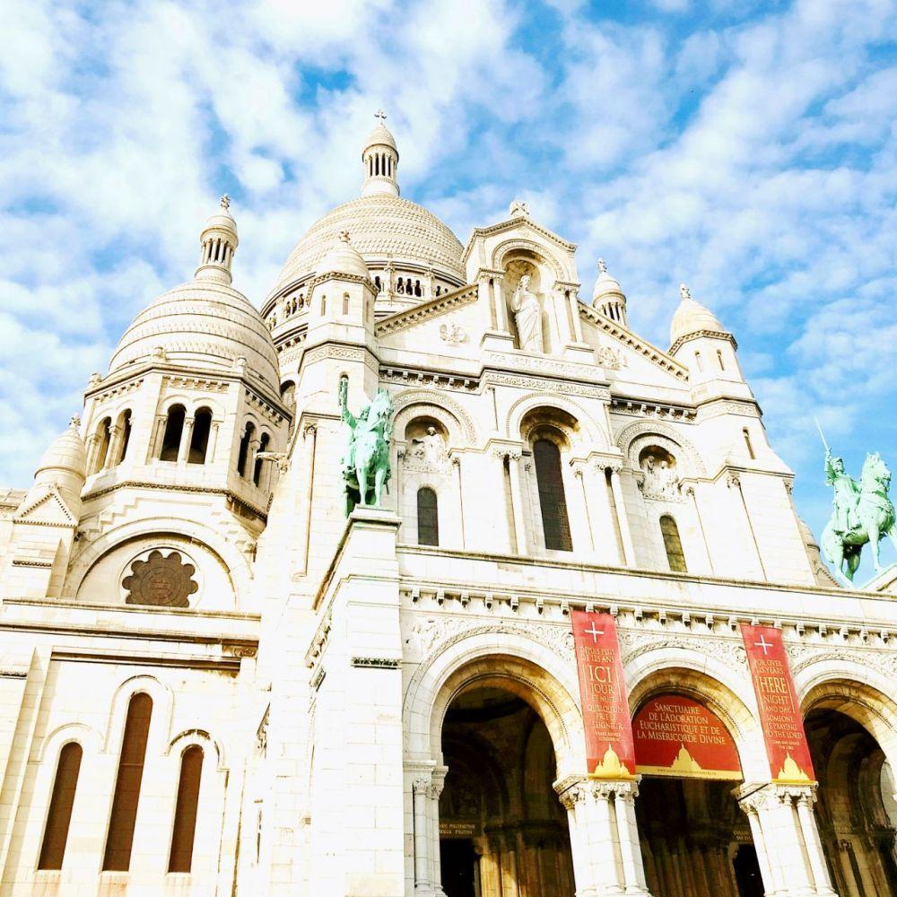 things to do in Paris - Sacre Coeur