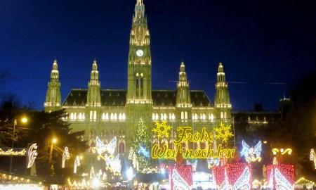 Bécs várja Önt is adventi vásárával!