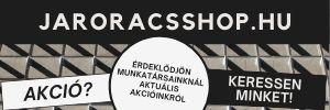 Járórács a Jaroracsshop.hu webáruházból!