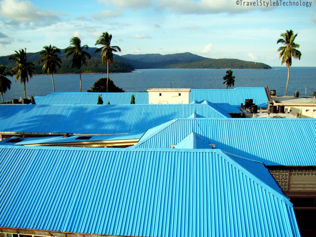 Andamans Trip: Visit to Cellular Jail - View from roof