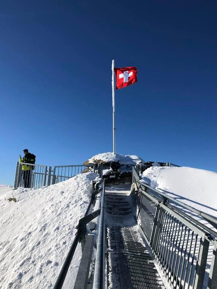 Sky High Views at Glacier 3,000 on the Peak Walk by Tissot