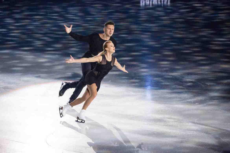 Tatiana Volosozhar & Max Trankov Art On Ice 2020