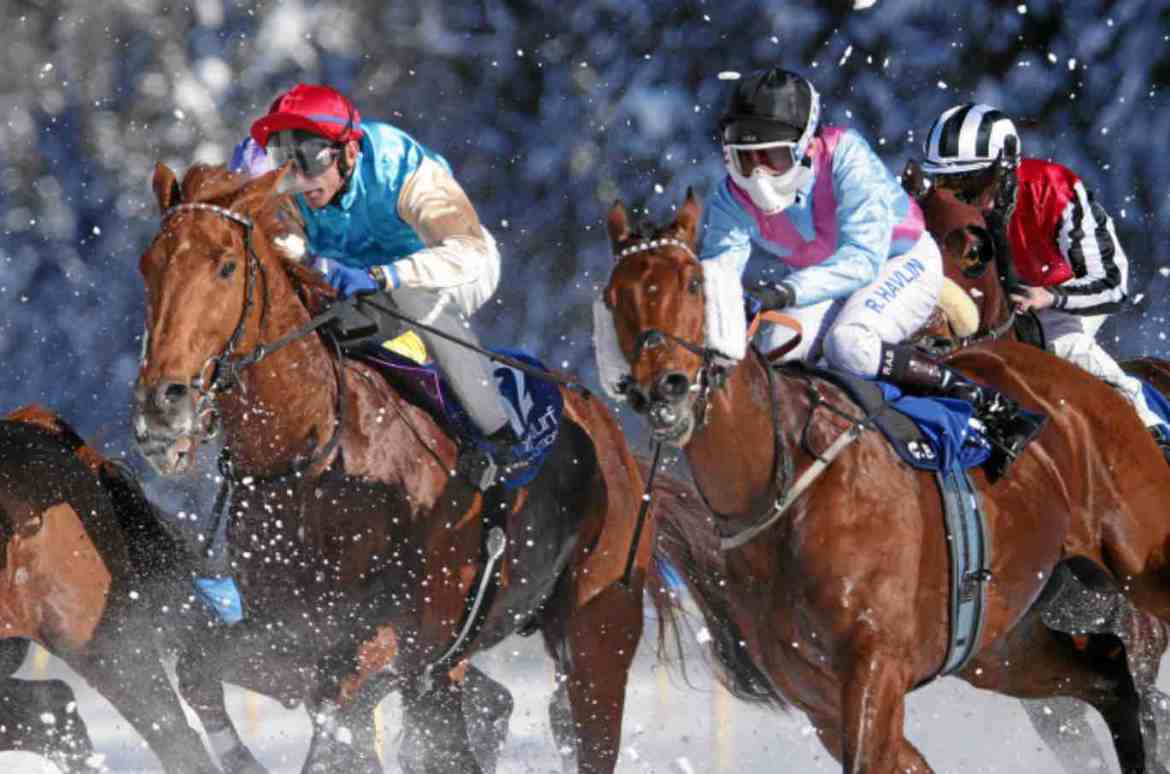 White Turf - One of the Top Sporting Events in Switzerland