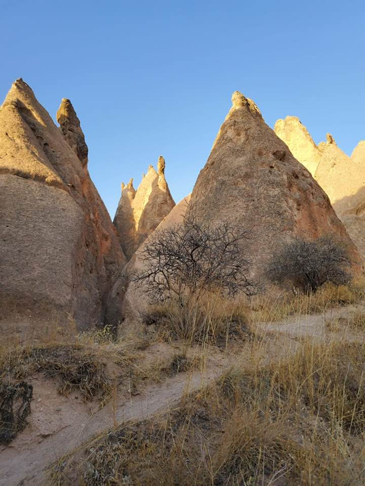 Exploring the Amazing Fairy Chimneys of Cappadocia