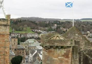 linlithgow history tour palace.