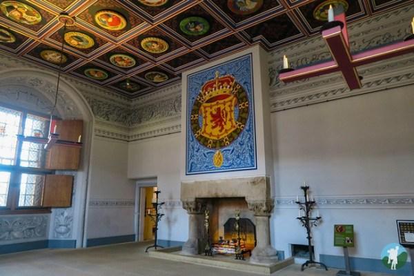 Royal Palace Stirling Castle