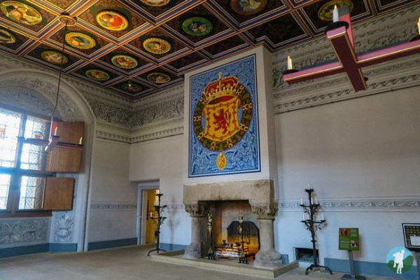 Royal Palace Stirling Castle