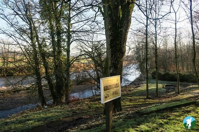 ellisland farm river robert burns in dumfries
