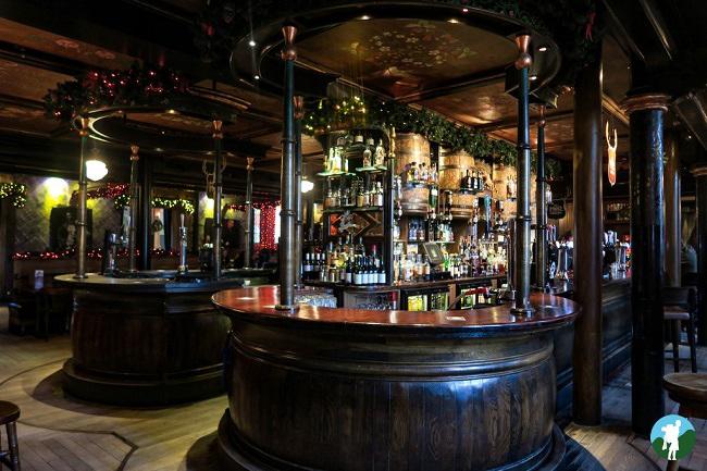 oran mor best whisky bars glasgow