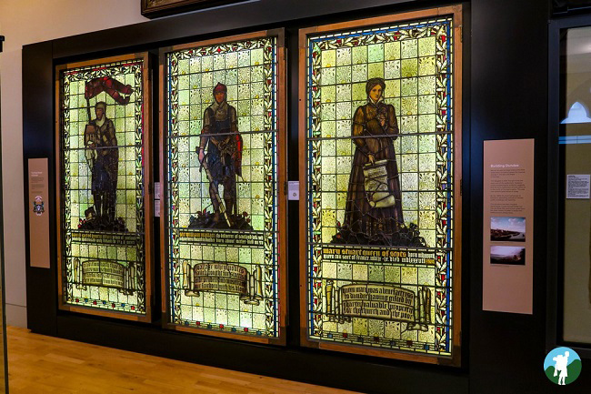 mcmanus dundee stained glass