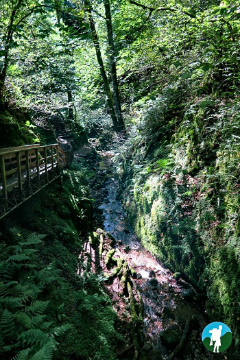 dollar glen things to do in clackmannanshire