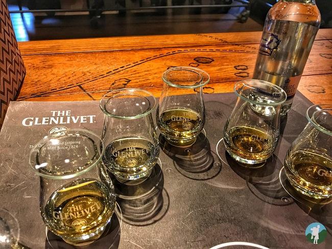 glenlivet tasting spirit of speyside festival 2017