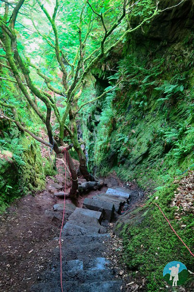 devil's pulpit staircase outlander