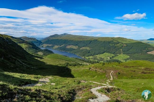 scotland walking route maps