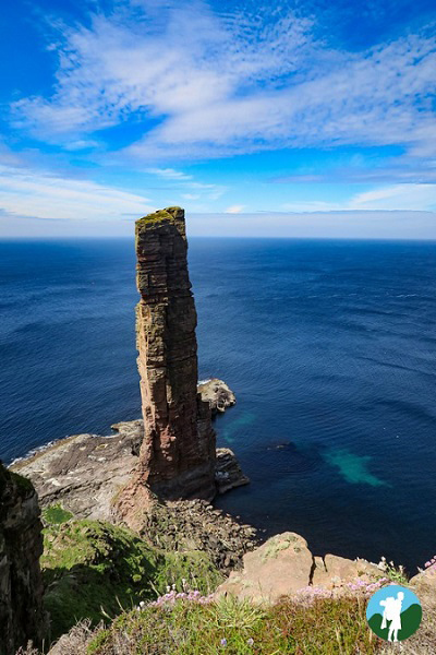 old man hoy orkney which scottish island