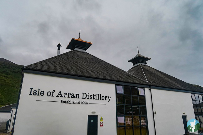 arran distillery weekend activities arran whisky