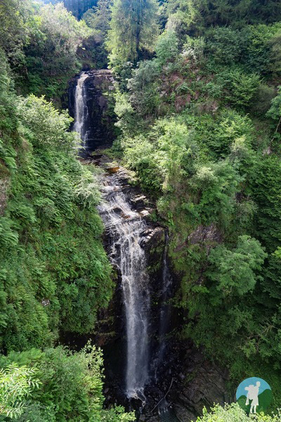 glenashdale falls isle weekend activities things to do in arran