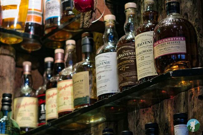 whisky glasgow ben nevis scotland