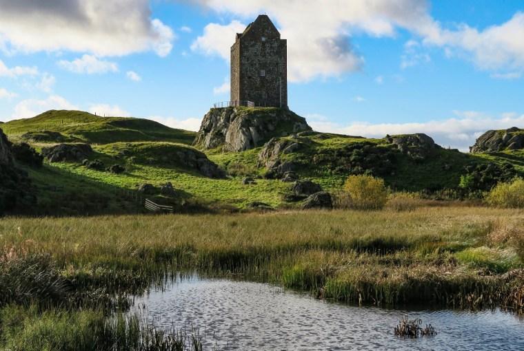 scottish border abbeys history